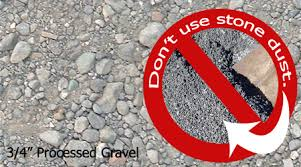 Gravel For Patio Base The Top 7 Problems And Solutions For Interlocking Concrete Pavers