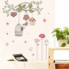 Bird Wall Decals For Nursery by Online Get Cheap Tree Decals For Girls Room Aliexpress Com