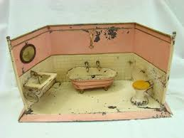 Dolls House Bathroom Furniture 128 Best Dolls House Bathrooms Images On Pinterest Doll Houses