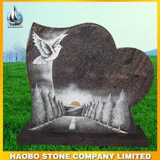 cheap headstones china granite cheap headstones with line engraving china