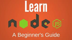 node js quick tutorial learn node js a beginner s guide