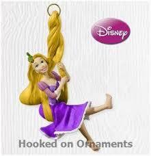 2010 disney s rapunzel hallmark keepsake ornament at hooked on