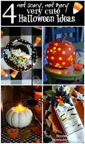 4 halloween ideas that are not scary and not gory