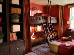 Cool Bedroom Setups Pick Your Favorite Red Space Hgtv Dream Home 2018 Behind The