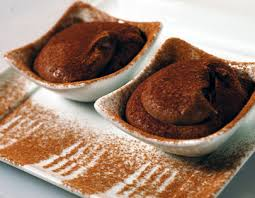 chocolate and beancurd mousse vegetarian recipe by master chef