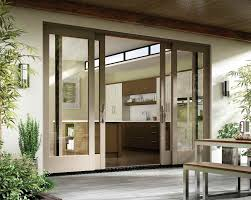 patio doors home design modern sliding glass patio doors deck