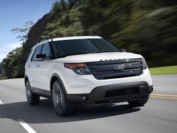 white jeep wallpaper ford explorer sport ford explorer sports jeep white front road