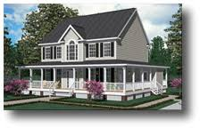 two story house plans with wrap around porch house plans by southern heritage home designs two story house
