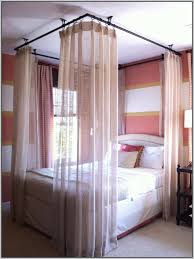 Ceiling Mount Rod by Curved Curtain Rod Ceiling Mount Best Curtain 2017
