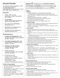 Resume Template Chronological Examples Of Chronological Resumes Chronological Resume Sample