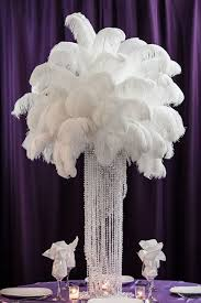 feather centerpieces pretentious design ideas feather centerpieces ostrich a do it