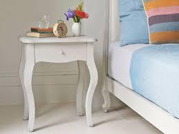 Glass Bedside Table by Bedroom Furniture 3 Drawer Bedside Cabinet Tall Bedside Tables