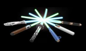 Star Wars Light Saver Star Wars X Starchitects Lightsabers Meet Modern Design Urbanist