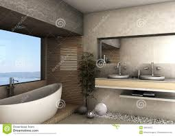 Spa Bathroom Design Spa Bathroom Stock Photos Image 33634023