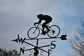 cycling wind bicycle weathervanes wind vanes weathercock traditional bespoke