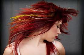 feathers for hair trend alert feather hair extensions the next great generation