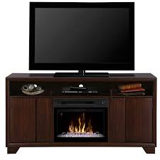 muskoka laurel electric fireplace and media console