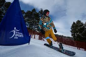 snowboarding disabled sports usa