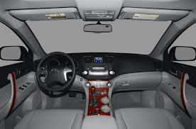suv toyota inside cool toyota highlander 2010 interior on a budget amazing simple to