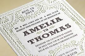 wedding invitations lewis letterpress a traditional wedding cards printing technique