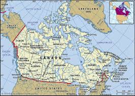 Canada On A Map Mrs Carter U0027s Help Page 6th Grade Social Studies And Language Arts