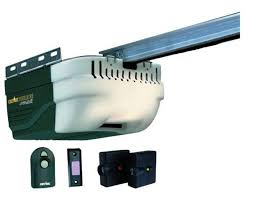 Overhead Garage Door Opener Genie Intellicode Git 1 One Button Remote 33069r Belt Drive Garage