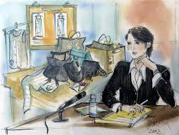 evidence may be sketchy but not this courtroom artist u0027s drawings