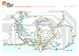 Metro Rail Map by Barcelona City Maps Metro Bus Train Airport U0026 Taxis Information