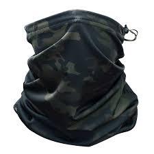 bandana wristband magic headband multicam camouflage tactical neck warmer