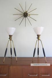 mid century modern table lamp mid century modern lamp the most awesomeest lamp post light