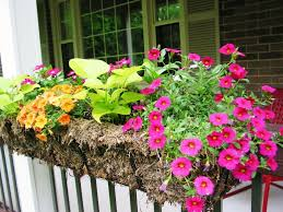 porch rail planters trends and railing landscape images adjustable