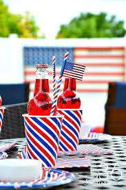 patriotic diy backyard decor the 36th avenue
