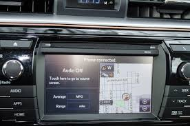 Map Mas Ios How To Connect An Iphone To Toyota Entune Motor Review