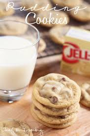 pudding cookies recipe pudding cookies puddings and chip cookies