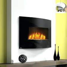 fireplace futuristic small electric fireplace for house ideas