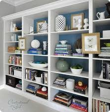 How To Decorate A Great Room Best 25 Office Bookshelves Ideas On Pinterest Wall Bookshelves