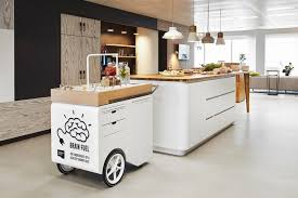 Office Kitchen Designs Modern Office Design In Amsterdam Features Laid Back Work Spaces