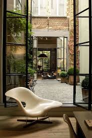 small courtyard designs patio contemporary with swan chairs 190 best sofa vergnü images on architecture