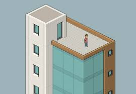create a building isometric pixel art envato tuts design illustration tutorials