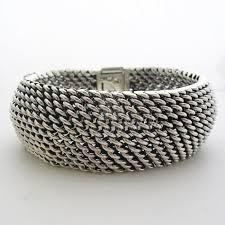 silver weave bracelet images Solid silver tight weave far fan style bracelet br2530 285 00 jpg