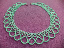 necklace beaded pattern images Free beading pattern for necklace sheila beads magic jpg