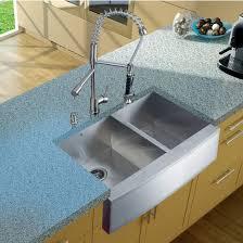 Vigo Kitchen Sink All In One 33 Chisholm Stainless Steel Bowl Farmhouse