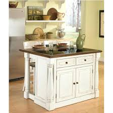 Kitchen Island Chopping Block Nantucket Distressed Black Kitchen Island Butcher Block