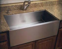 Kitchen Apron Sink Stainless Steel Farmhouse Apron Front Workstation Sinks