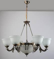Chandelier Antique Brass 5 Light Brass Chandelier U2013 Portisheadkitchens Co