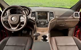 2013 Jeep Grand Cherokee Interior 2014 Jeep Grand Cherokee Recalled For Parking Lights 2013 Ram