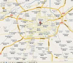 map of xi an map of xian holidaymapq