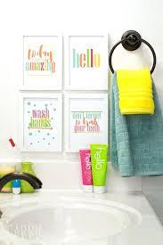 toddler bathroom ideas bathroom ideas best ideas about kid bathroom decor on