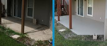 Concrete Driveway Paver Molds by Concrete U0026 Paver Patios Sidewalks U0026 Driveways Renew Crew Of