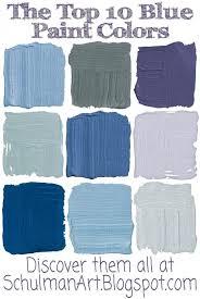 best blue paint colors u2013 alternatux com